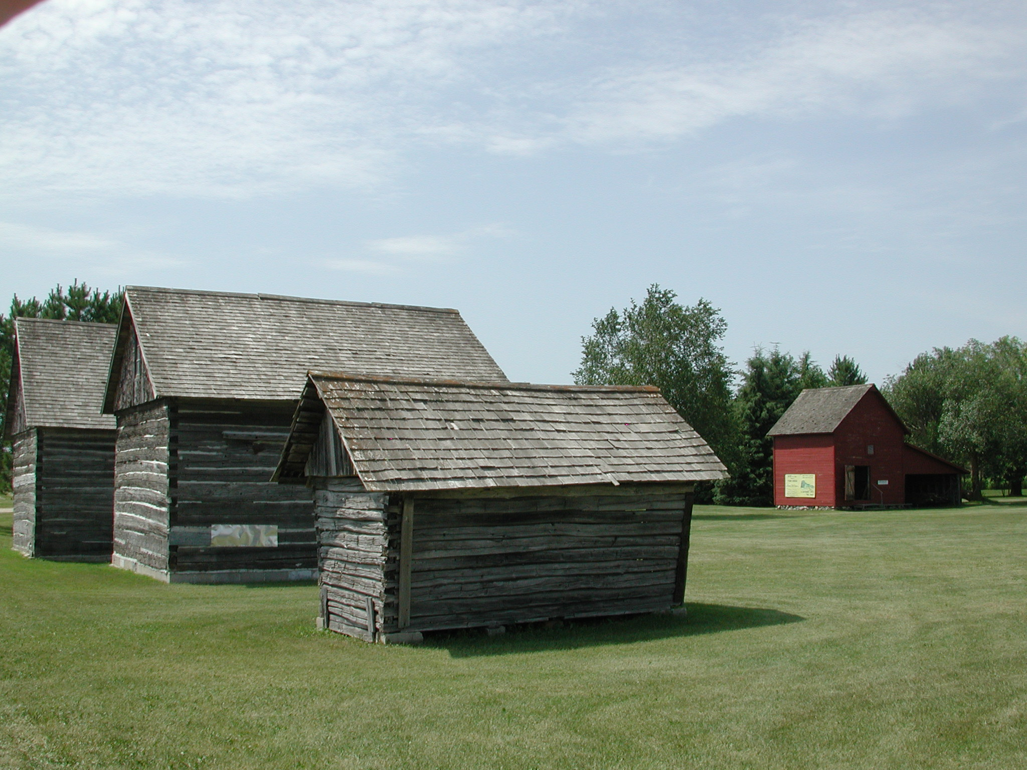 Finn Creek Open Air Museum