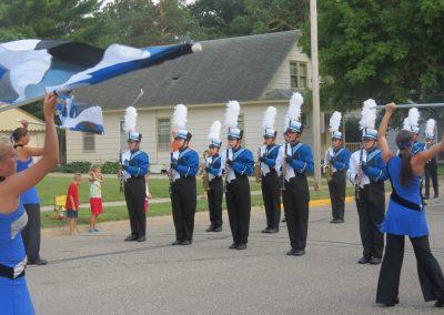 Parade - Band Marching
