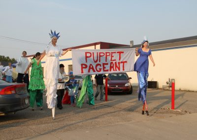 Puppet Pageant