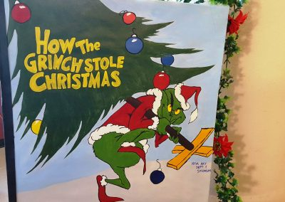Tree Festival - Grinch Book